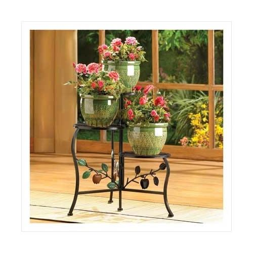 Country Apple Plant Stand (pack of 1 EA)