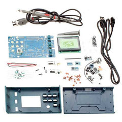 JYETech Original DSO068 DIY Oscilloscope Kit With Digital Storage Frequency Meter ATmega64 AVR Microcontrol