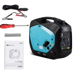 2000W Portable Inverter Generator with USB Outlet