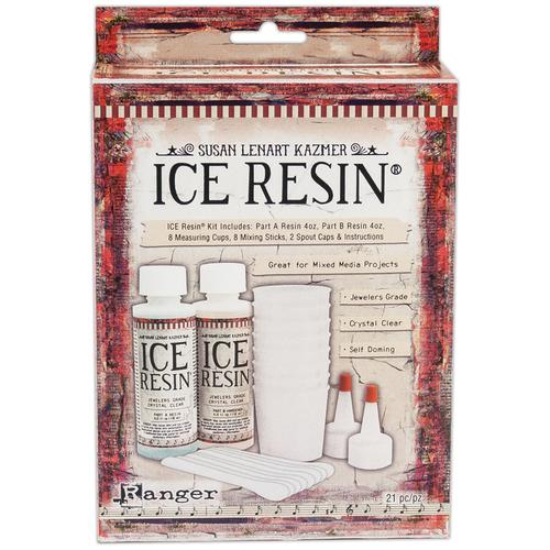 Ranger Ink Ice Resin Kit