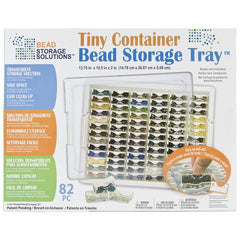 Elizabeth Ward Tiny Bead Storage Tray 13.75 X10.5 X2 Inches