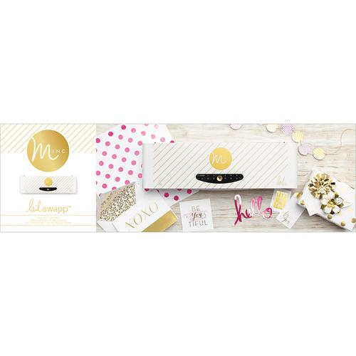 Minc Collection Starter Kit 12 Inch Foil Applicator With Transfer Folder Foil and Tags