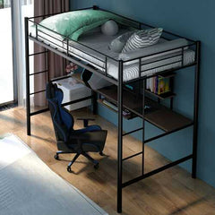 Loft Bunk Space Saving Bunk Bed