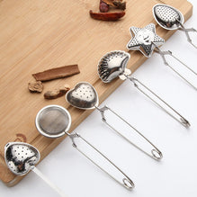 Fab Tea Strainer Set of 4