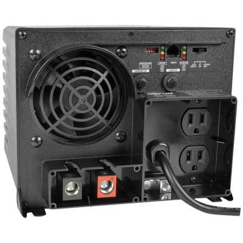 Tripp Lite APS750 750-Watt PowerVerter APS 12-Volt DC 120-Volt Inverter/Charger, 6-Foot Cord
