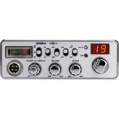 Uniden PC68LTX 40-Channel CB Radio (Without SWR Meter)