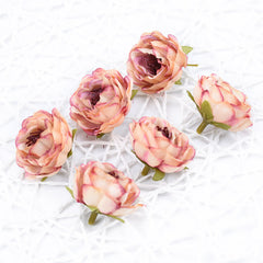Vintage Artificial Peony Wall Decor