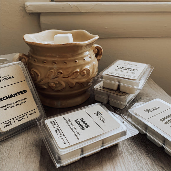 When In Aroma Soy Wax Melts