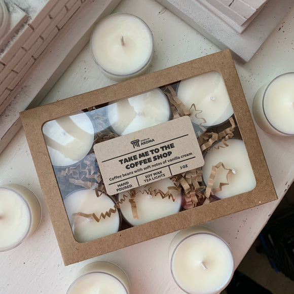 Scented Tea Lights