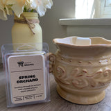 Spring orchard clamshell soy wax melts