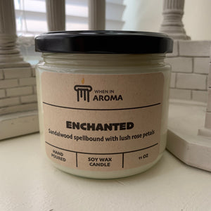 11 oz Enchanted Soy Candle