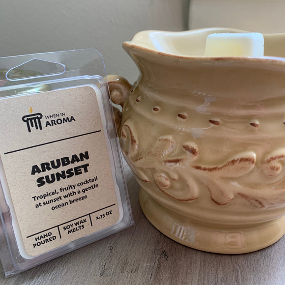 Aruban Sunset Soy Wax Melts