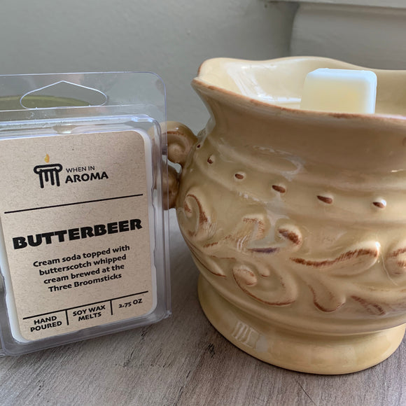 Butterbeer Soy Wax Melts