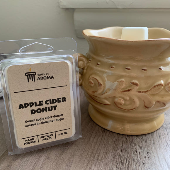 Apple Cider Donut soy wax melts