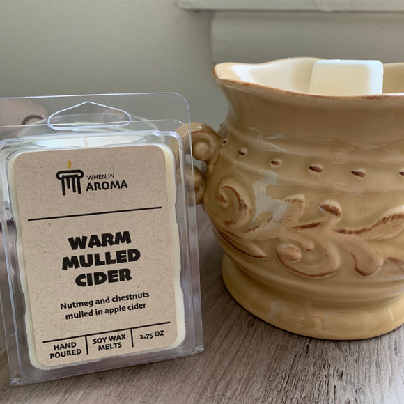 Warm Mulled Cider soy wax melts