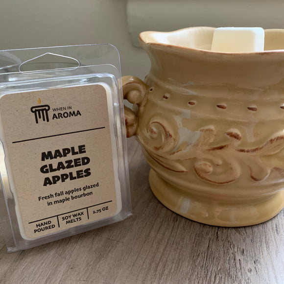 Maple Glazed Apples Soy Wax Melts