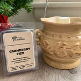 Cranberry Fizz soy wax melt