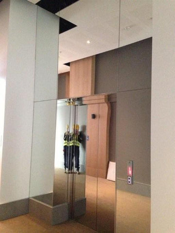 Glass Office Partitions @ Randwick Race Course