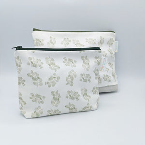 Eucalyptus Leaf Wash Bag