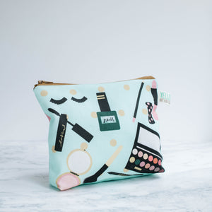 Make Up Wash Bag - Yellowstone Art Boutique