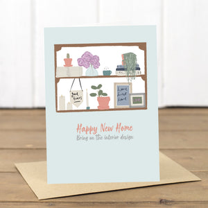 New Home Interior Design Card - Yellowstone Art Boutique