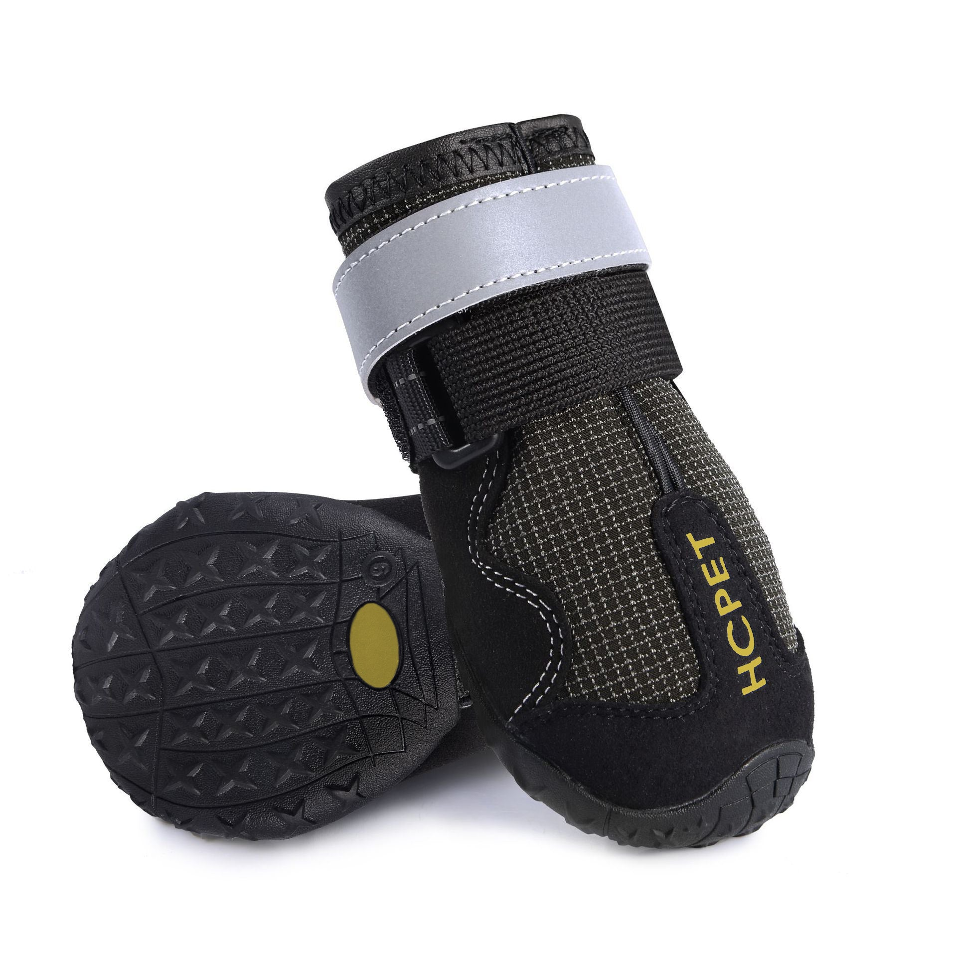 Anti-Slip Dog Outdoor Boots