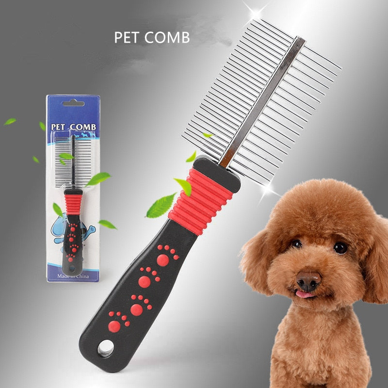 Dog Paw™ Pet Flea Comb