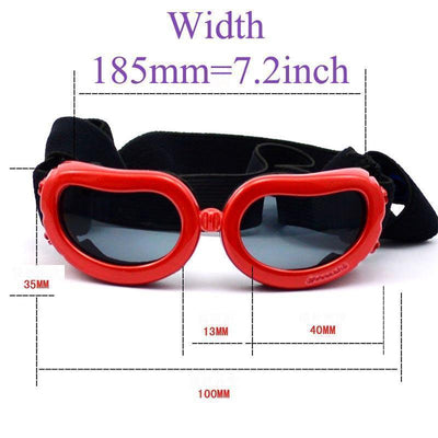 Uv Protective Dogs Goggles and Sunglasses
