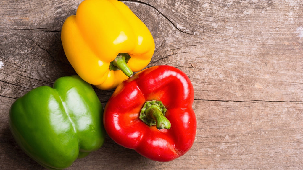 Bell Pepper - Layalina Deli and Organic Grocery