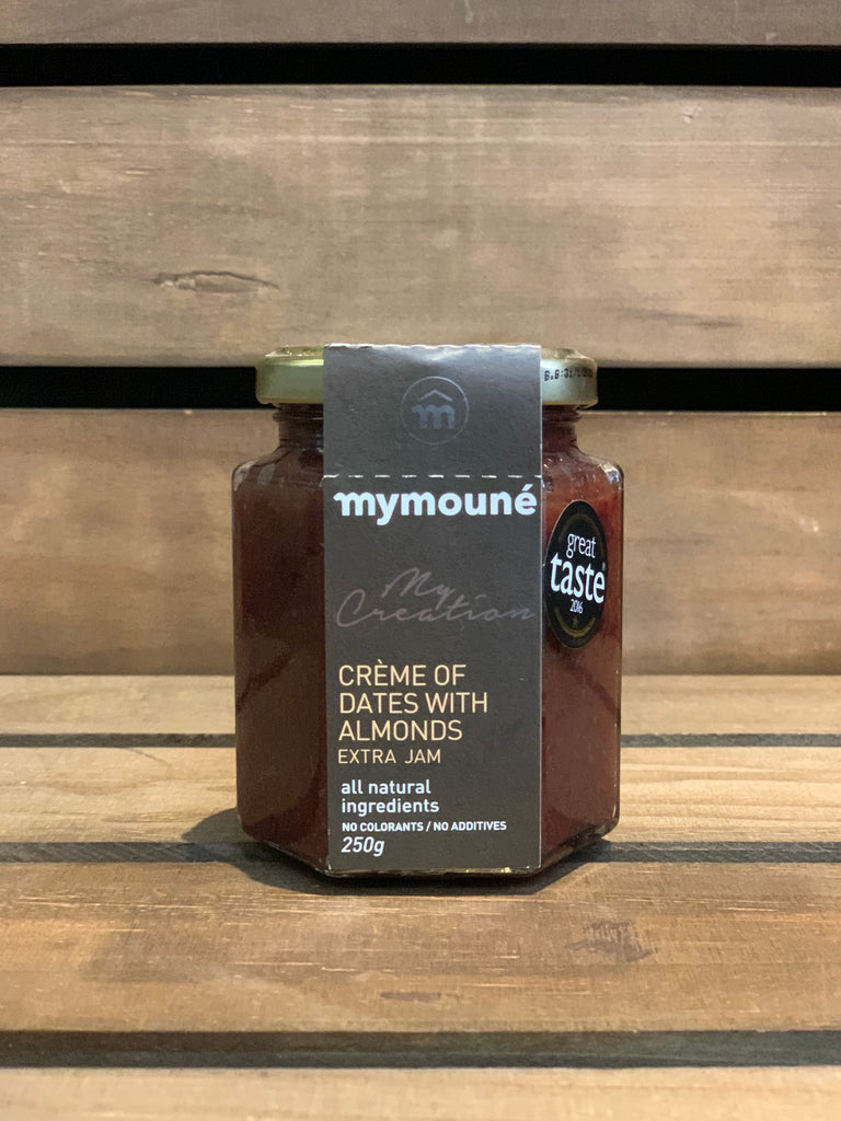 Crème of Date with Almonds Jam - Layalina Deli and Organic Grocery