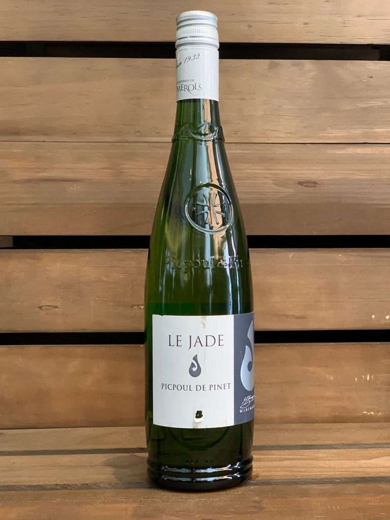 Picpoul De Pinet Le Jade, 2018, France - Layalina Deli and Organic Grocery