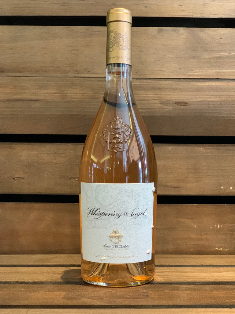 Whispering Angel, Cote de Provence Rose, 2018, France - Layalina Deli and Organic Grocery