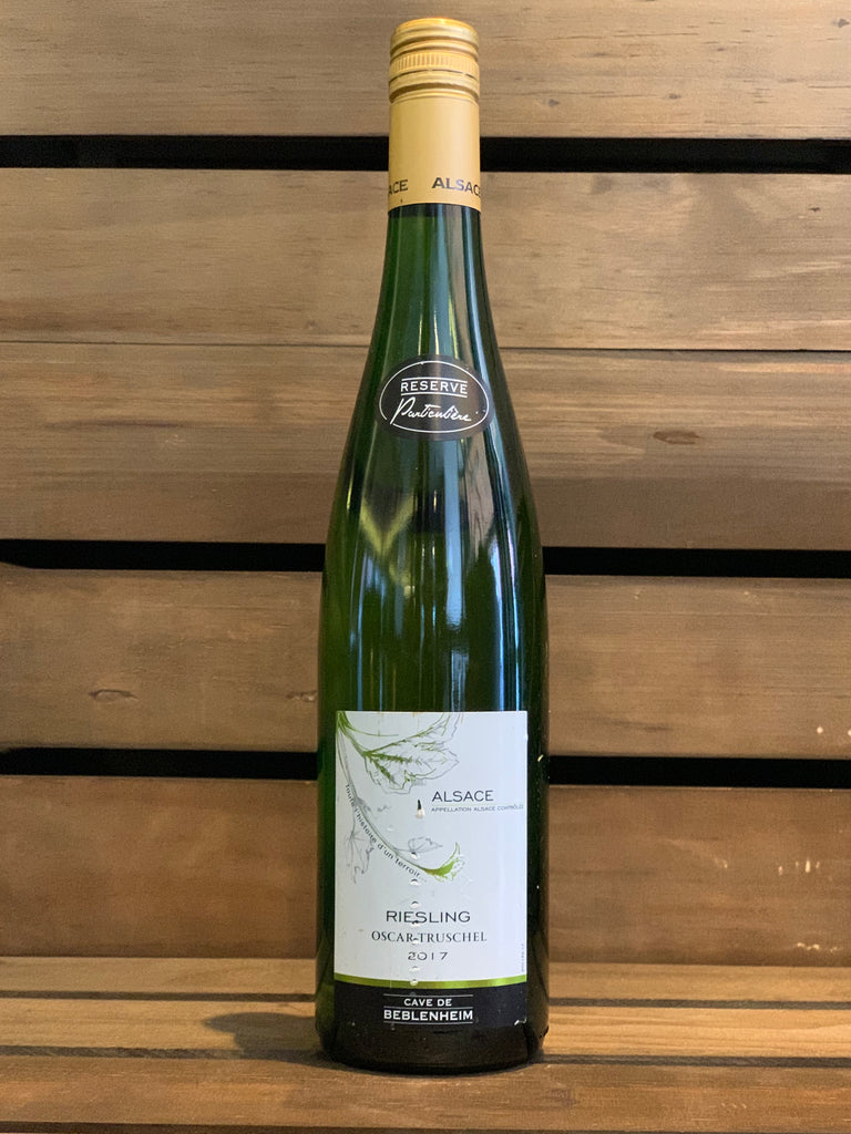 Riesling Reserved Particuliere Beblenheim, 2017, France - Layalina Deli and Organic Grocery