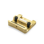 Pro Lock (for Die Cast Hoops) used with #5 Brass