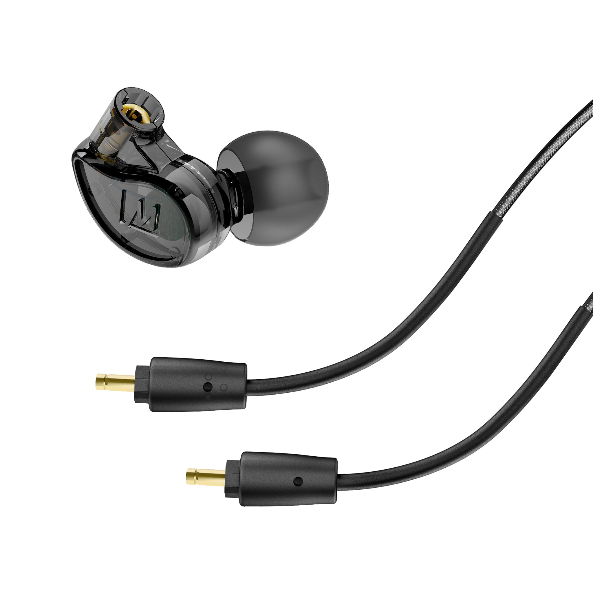 In-ear Monitors M6 Pro 2da Generación Mee Audio Smoke