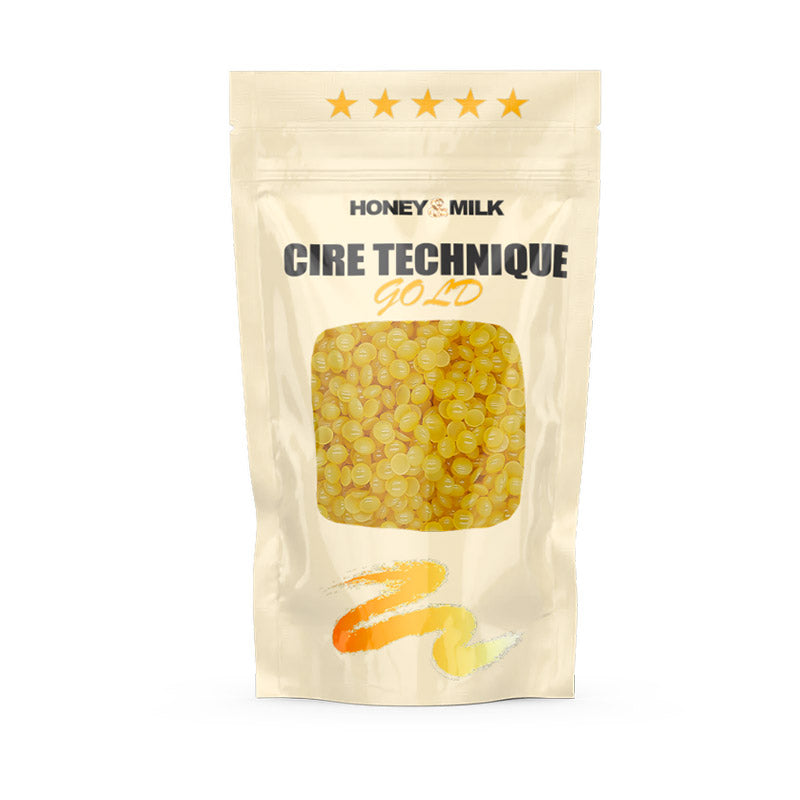 Cire Technique Honey&Milk