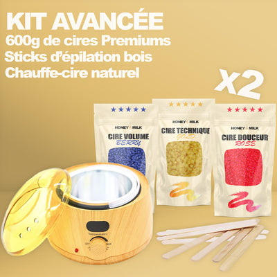 Kit Complet Honey&Milk