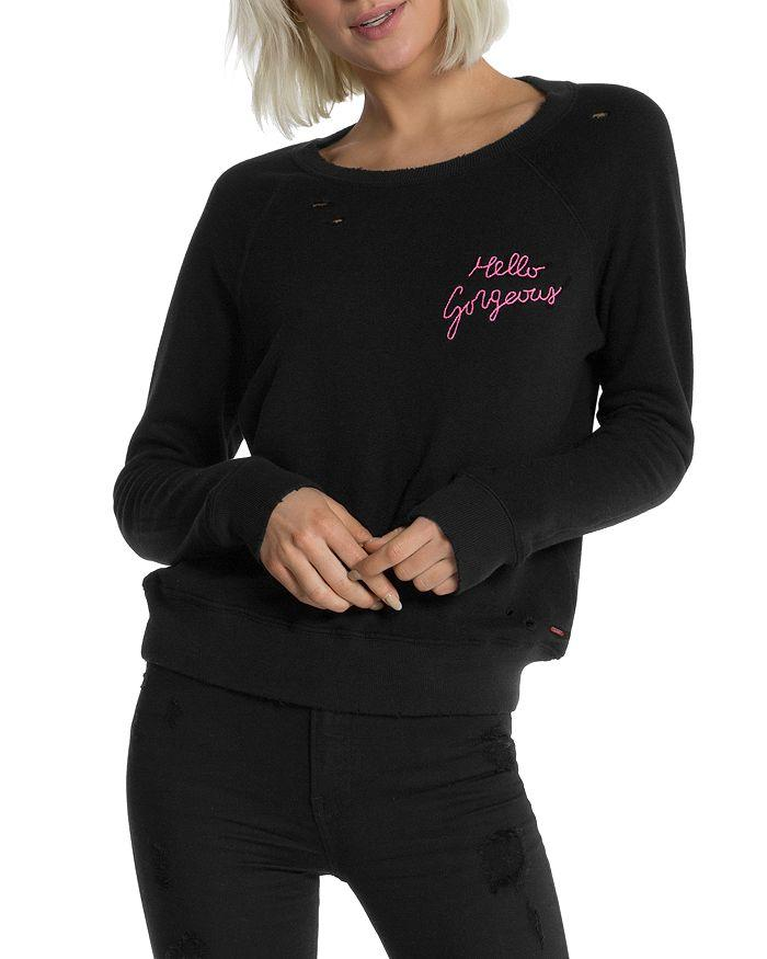 n:Philanthropy Belize Hello Gorgeous Sweatshirt - Izzy & Gab