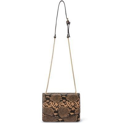 Olga Berg Addison Snake Print Shoulder Bag - Izzy & Gab