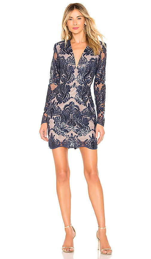 Bronx and Banco Opal Mini Dress