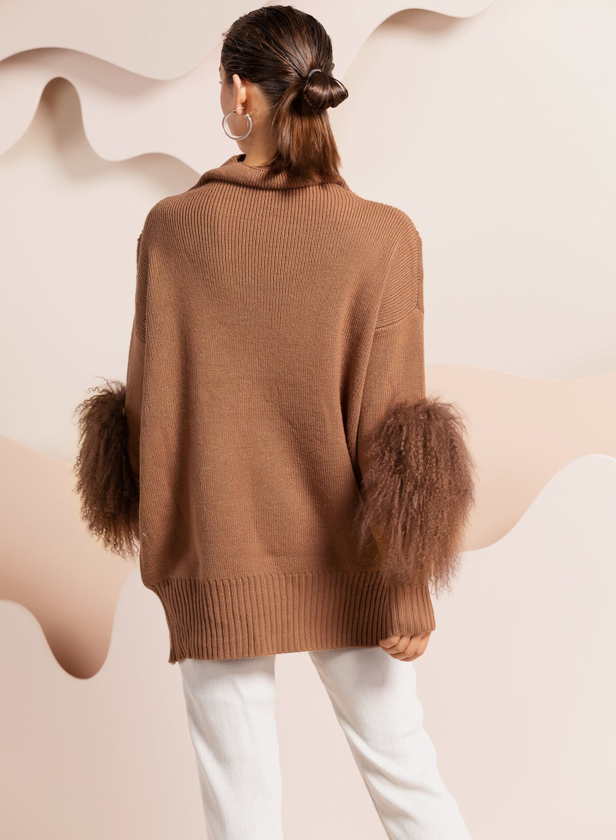 Bubish Luxe Adella Knit Jumper Sweater