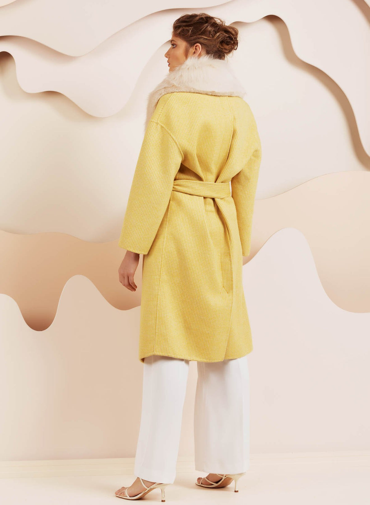 Bubish Luxe London Coat