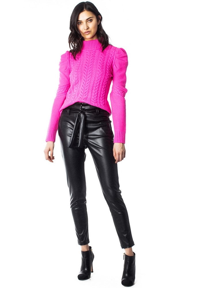 Generation Love Caleb Faux Leather Pant