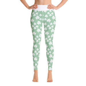 st patricks day adult Yoga Leggings - made to order, shipped separate