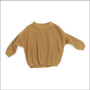 Adult knit sweater