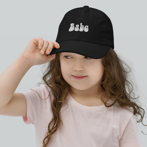 Babe Youth baseball cap - made to order, shipped separate