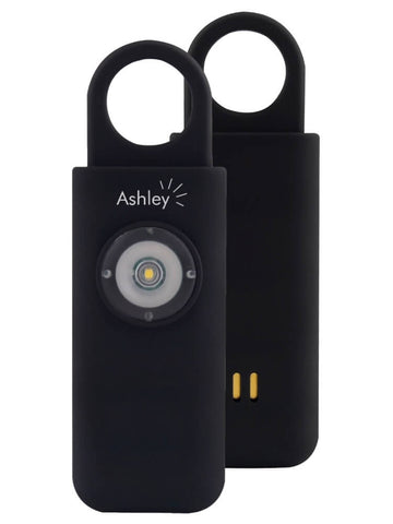 empowered by ashley personal safety alarm