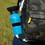 Dog Travel Water Bottle Dispenser - Pawsomatic