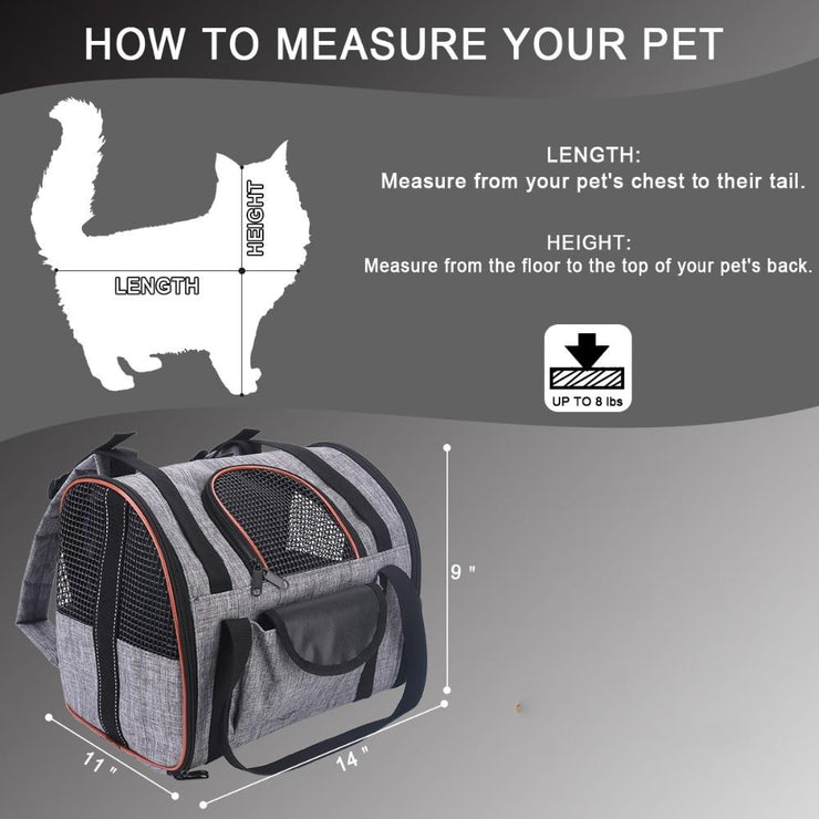Cat Multi-functional Carrier - Pawsomatic