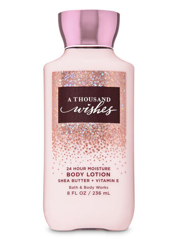 Body Lotion  A THOUSAND WISHES Super Smooth - Classy & Unique